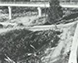 第二田沢開拓建設事業 斉内サイフォン(水管橋)