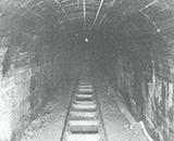 第二田沢開拓建設事業 隧道工事