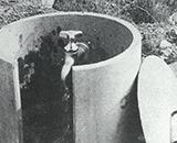 第二田沢完工式 当時画期的だった取水栓