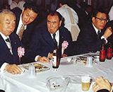 国営田沢疏水農業水利事業 起工式 祝賀会