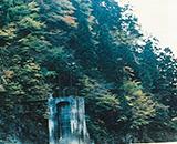国営田沢疏水農業水利事業 改修前の抱返り頭首工