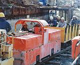国営田沢疏水農業水利事業 抱返りトンネル工事