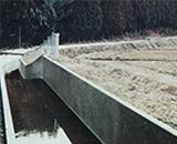 右岸幹線用水路