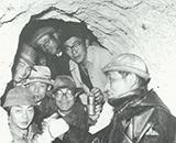 国営事業開始 隧道貫通