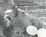 国営事業開始 六郷地区幹線工事