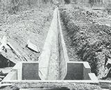 国営事業開始 支線水路